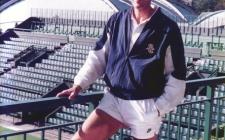 Playing Tennis at Wimbledon