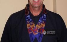 WPFG 2005 Tennis Gold Medalist