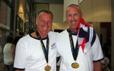 The two Colins, Gold Medalists again at Adelaide 2007