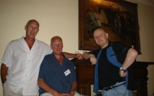 Hairless in Harrogate with Peter Guttridge and Adrian Muller