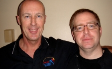 With Tim Maleeney at Seattle LCC 2007