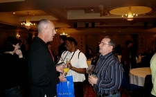 With Mike Stotter at Bristol LLC 2006