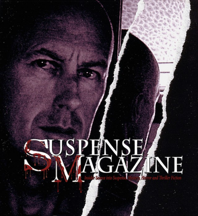 SUSPENSE MAGAZINE – Radio Interview