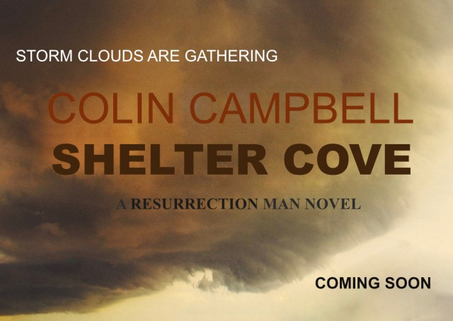 Jim Grant Is Back In SHELTER COVE