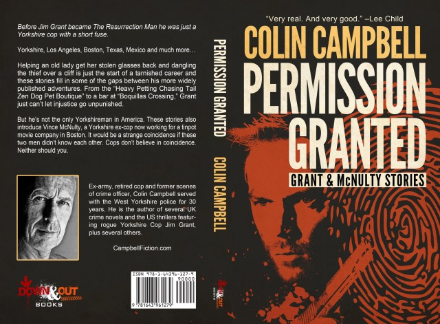 Full Cover: Permission Granted