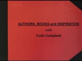 Authors, Books & Inspiration