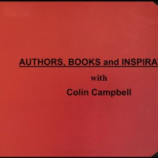 Authors, Books & Inspiration