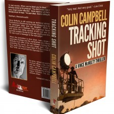 It's Here: TRACKING SHOT