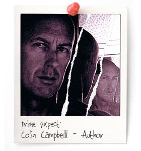 Colin Campbell - Author