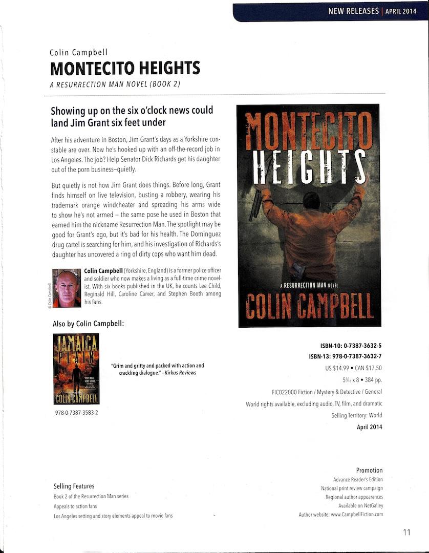 Montecito catalogue